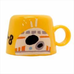スターウォーズ ペットボトル用ふたコップ キャップコップ BB-8 STAR WARS 140ml キャラクター グッズ