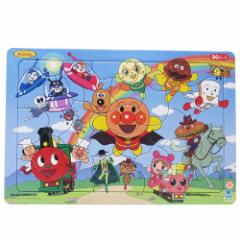 アンパンマン 知育玩具 ケース付きB4パズル いっしょにおでかけ マイファーストセイカ キャラクター グッズ