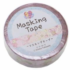 美少女戦士 セーラームーン マスキングテープ 15mmマステ 変身 プチギフト アニメキャラクター グッズ メール便可