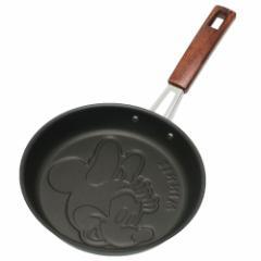 ミニーマウス フライパン ホットケーキ パン S2 ディズニー 直径16cm キャラクター グッズ