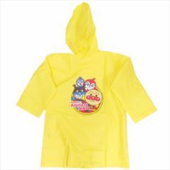 アンパンマン 子供用雨具 キッズ EVAレインコート ver2 100cm レインウェア アニメキャラクター グッズ