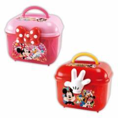 ミッキー&ミニー クリスマス お菓子 クリア トランク バッグ in お菓子詰め合わせ ディズニー かわいい キャラクター グッズ