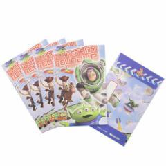 トイストーリー ぽち袋 お年玉 ポチ袋 5枚セット レギュラー ディズニー 金封 キャラクター グッズ メール便可