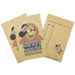 ミッキーマウス ぽち袋 お年玉 クラフト ポチ袋 3枚セット A フェイス ディズニープリンセス 金封 キャラクター グッズ メール便可