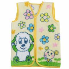 いないいないばあっ 防寒 寝具 スリーパー L お花がいっぱい NHK 寝冷え防止 キャラクター グッズ