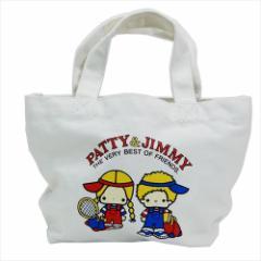 パティ&ジミー ランチバッグ ミニトートバッグ サンリオ お弁当鞄 キャラクター グッズ