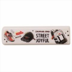 STREET JOYFUL ステープラー コンパクトホッチキス 2019年新入学 新学期準備雑貨 プチギフト グッズ メール便可