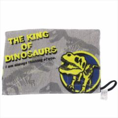 THE KING OF DINOSAURS 掃除用品 ぞうきん 2019年新入学 新学期準備雑貨 男の子向け グッズ メール便可