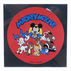ミッキーマウス ステッカー ダイカットビニールステッカー アニマル ディズニー デコシール キャラクター グッズ メール便可