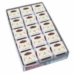ポムポムプリン お菓子 チョコレート DECO チョコ 30個 パック フェイス サンリオ バレンタイン キャラクター グッズ