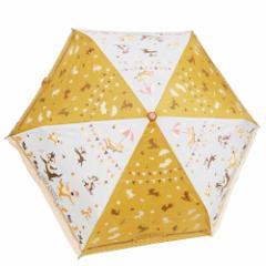 チップ&デール 折畳傘 折りたたみ傘 キュート ディズニー 53cm キャラクター グッズ
