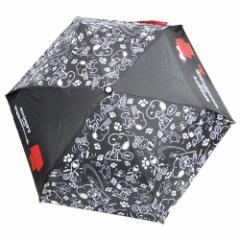 スヌーピー 折畳傘 折りたたみ傘 &ウッドストック ピーナッツ 53cm キャラクター グッズ