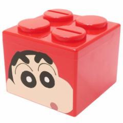クレヨンしんちゃん 貯金箱 ブロックバンク しんのすけ ギフト雑貨 アニメキャラクター グッズ