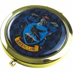 ハリーポッター 手鏡 Wコンパクトミラー レイブンクロー 両面ミラー キャラクター グッズ