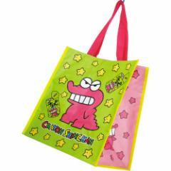 クレヨンしんちゃん ショッピングバッグ キャラコレ ポリバッグ チョコビ 大容量かばん キャラクター グッズ