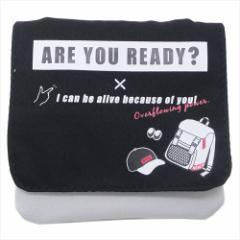 ARE YOU READY? クリップポケット どこでもポッケ 2019年新入学 クリップポーチ ギフト雑貨 グッズ メール便可
