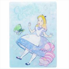 ふしぎの国のアリス 下敷き デスクパッド スタイルジュエリー ディズニー 新学期準備雑貨 キャラクター グッズ メール便可