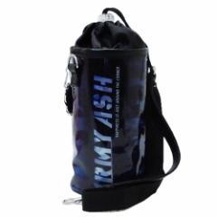 ARMY ASH ペットボトルホルダー 保温保冷ボトルケース 2019年新入学 ショルダーストラップ付き ランチ雑貨 グッズ