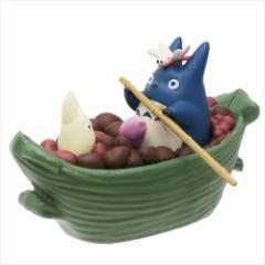 となりのトトロ フィギュア プルバックコレクション 収穫の笹船 スタジオジブリ ミニカー キャラクター グッズ