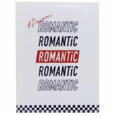 ROMANTIC TIME ファイル 10ポケットA4クリアファイル 2019年新入学文具 新学期準備雑貨 事務用品 グッズ