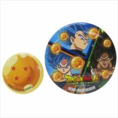 ドラゴンボール超 ブロリー 缶バッジセット 缶バッジ大小2個セット 分割 コレクション雑貨 アニメキャラクター グッズ メール便可