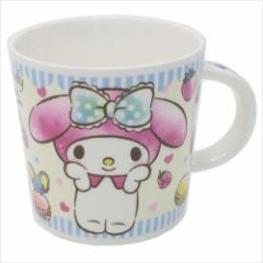 マイメロディ マグカップ 陶器製MUG 2019SS サンリオ かわいい キャラクター グッズ