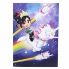 シュガーラッシュオンライン 方眼ノート A5ミニノート ヴァネロペ&マリー ディズニー コレクション雑貨 キャラクター グッズ