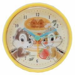 チップ&デール 目覚まし時計 プチアラームクロック 2019SS ディズニー 新生活準備雑貨 キャラクター グッズ