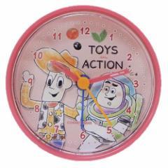 トイストーリー 目覚まし時計 プチアラームクロック 2019SS ディズニー 新生活準備雑貨 キャラクター グッズ