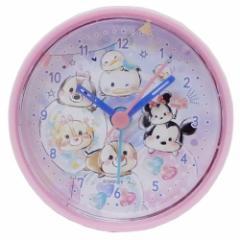 ディズニーツムツム 目覚まし時計 プチアラームクロック 2019SS ディズニー 新生活準備雑貨 キャラクター グッズ