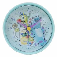 モンスターズユニバーシティ 目覚まし時計 プチアラームクロック 2019SS ディズニー 新生活準備雑貨 キャラクター グッズ