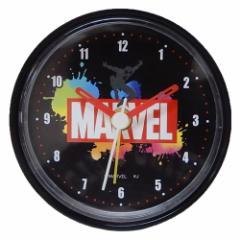 MARVEL 目覚まし時計 プチアラームクロック ペイント マーベル 新生活準備雑貨 キャラクター グッズ