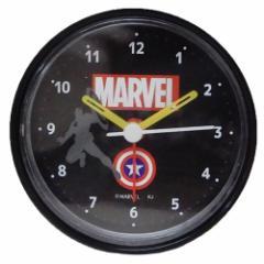 MARVEL 目覚まし時計 プチアラームクロック ロゴ マーベル 新生活準備雑貨 キャラクター グッズ