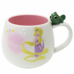 塔の上のラプンツェル マグカップ フィギュア付きMUG ディズニープリンセス ギフト食器 キャラクター グッズ