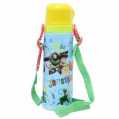 トイストーリー 保温 保冷 水筒 2way ステンレスボトルL TOY STORY ディズニー 580ml キャラクター グッズ
