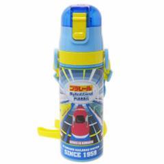 プラレール 保冷専用 水筒 ワンプッシュ ステンレスボトル 2019SS 鉄道 470ml キャラクター グッズ