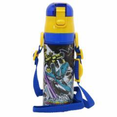 新幹線変形ロボ シンカリオン 保冷専用 水筒 ワンプッシュ ステンレスボトル 2019SS 470ml キャラクター グッズ