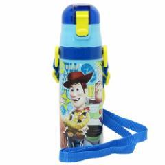 トイストーリー 保冷専用 水筒 ワンプッシュ ステンレスボトル TOY STORY 19 ディズニー 470ml キャラクター グッズ