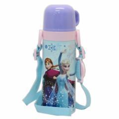 アナと雪の女王 保温 保冷 水筒 2way ステンレスボトル FROZEN 19 ディズニー 470ml キャラクター グッズ
