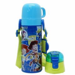 トイストーリー 保温 保冷 水筒 2way ステンレスボトル TOY STORY 19 ディズニー 470ml キャラクター グッズ