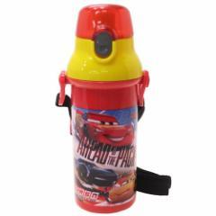 カーズ 水筒 直飲み プラ ワンタッチボトル Cars19 ディズニー 480ml キャラクター グッズ