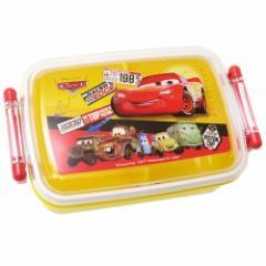 カーズ お弁当箱 ふわっとフタ タイト ランチボックス Cars19 ディズニー 450ml キャラクター グッズ