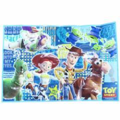 トイストーリー ピクニック用品 レジャーシート TOY STORY 19 ディズニー 90×60cm キャラクター グッズ メール便可