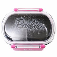 バービー お弁当箱 食洗機対応 小判型 タイトランチボックス Barbie 360ml キャラクター グッズ