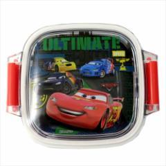 カーズ デザートケース 食洗器対応ミニタイトランチ Cars 18 ディズニー 160ml キャラクター グッズ