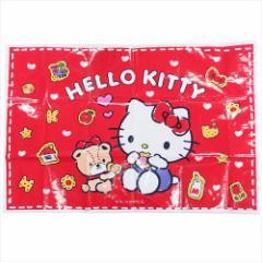 ハローキティ ピクニック用品 レジャーシートS クッキー サンリオ 90×60cm キャラクター グッズ メール便可