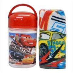 カーズ ランチ雑貨 おしぼりセット Cars 19 ディズニー 遠足雑貨 キャラクター グッズ