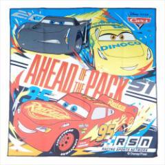 カーズ ランチクロス コットンナフキン Cars 19 ディズニー 43×43cm キャラクター グッズ メール便可