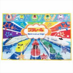 プラレール ピクニック用品 レジャーシートS 19 鉄道 90×60cm キャラクター グッズ メール便可