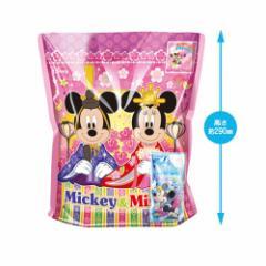 ミッキー&ミニー ひな祭り お菓子 雛菓子 パック とろとろドリンクのもと&プラカップ ディズニー ギフト雑貨 キャラクター グッズ